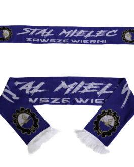 Szalik FKS Stal Mielec (niebieski)