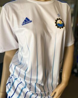 Koszulka piłkarska FKS Stal Mielec Adidas niebieska