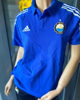 Koszulka polo niebieska FKS Stal Mielec