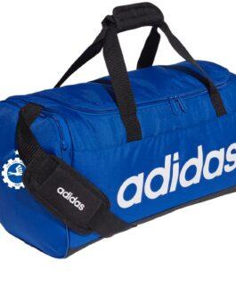 Mała niebieska torba treningowa FKS Stal Mielec