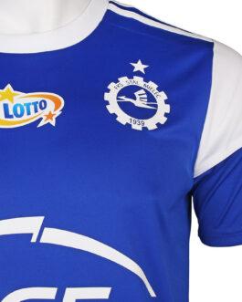 Koszulka meczowa adidas FKS Stal Mielec 2021/2022 niebieska