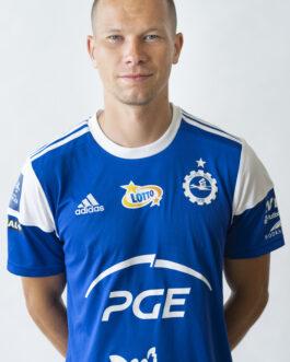 Koszulka meczowa niebieska sezon 2021/2022 FKS Stal Mielec