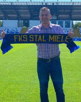 Szalik FKS STAL MIELEC