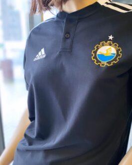 Koszulka polo adidas TIRO21 czarna FKS Stal Mielec