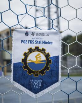 Proporczyk FKS Stal Mielec